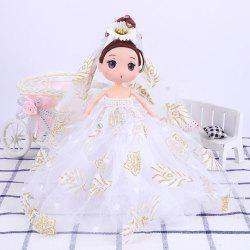 18CM High-quality Vinyl Doll -