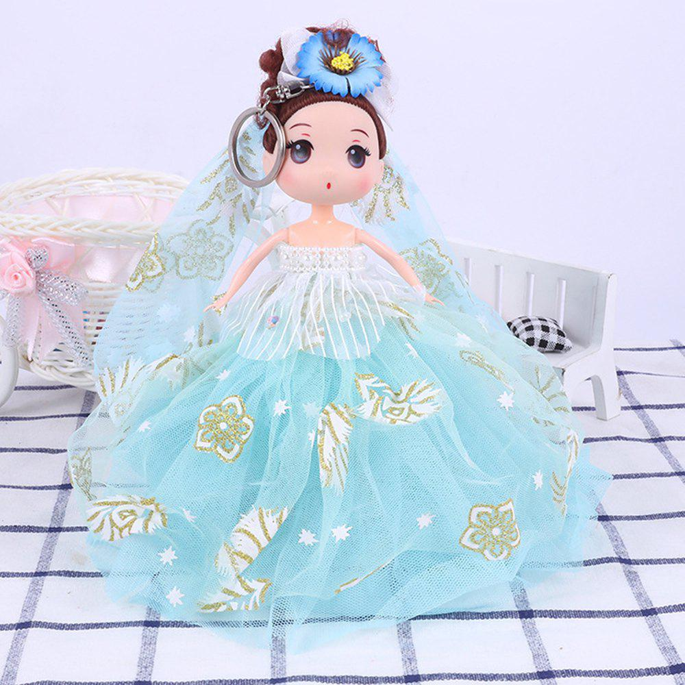 Fashion 18CM High-quality Vinyl Doll