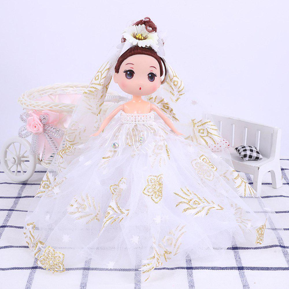 Store 18CM High-quality Vinyl Doll