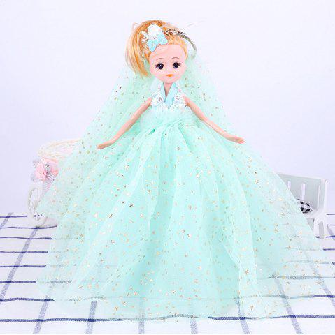 Fashion 26CM Romantic Wedding Dress Doll Toy Pendant