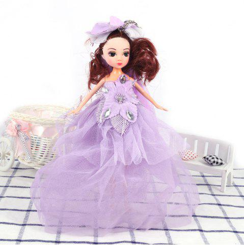 Latest 26CM Wedding Doll Princess Keychain Hanging Toy