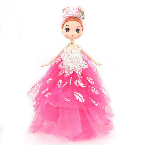 Fashion 26CM wedding dress doll Toy Pendant
