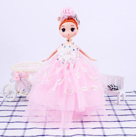 Online 26CM wedding dress doll Toy Pendant