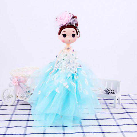 Latest 26CM wedding dress doll Toy Pendant