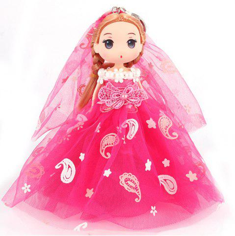 Outfit 18CM Wedding Dress Creative Cartoon toy Doll pendant