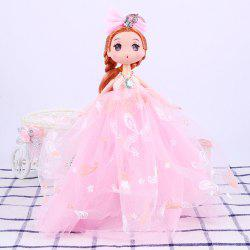26CM Printed Camouflage Doll Wedding Dress Toy Pendant -