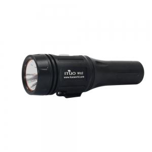 ITUO Wiz2 Outdoor Neutral White USB Rechargeable Led Bicycle Light -