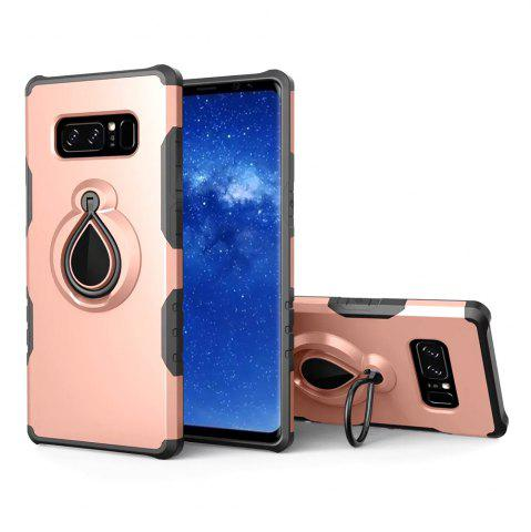 Latest Magnetic Absorption Water Ring Stent Case for Samsung Note 8