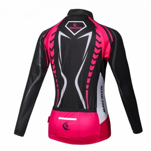Malciklo 2018 Jersey Winter Warm Cycling Clothing Mountain Bicycle Service Car Service -