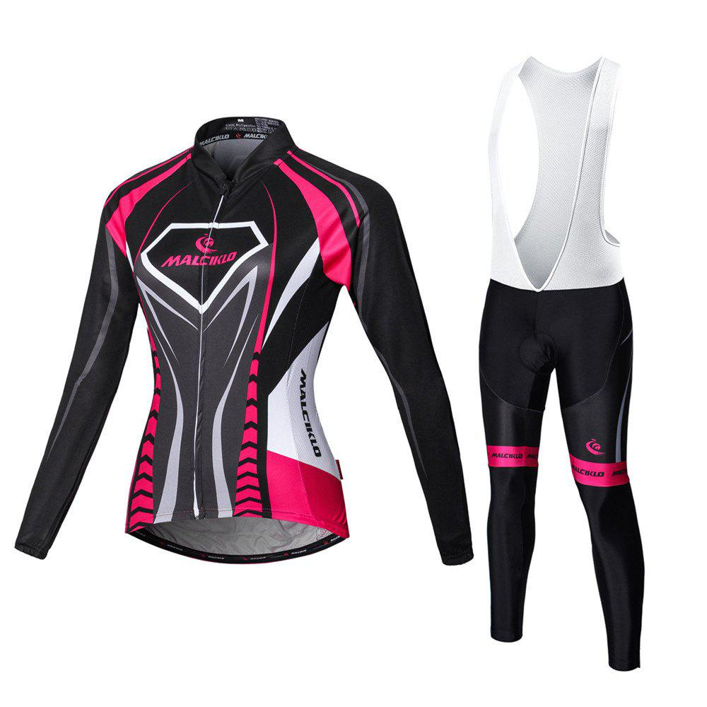 Online Malciklo 2018 Jersey Winter Warm Cycling Clothing Mountain Bicycle Service Car Service