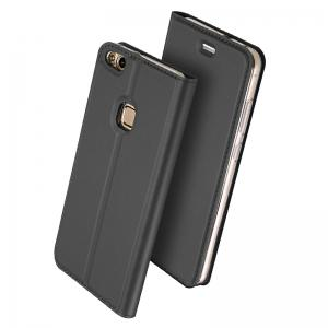 Luxury PU Leather Wallet Phone Cases for Hawei P10 -