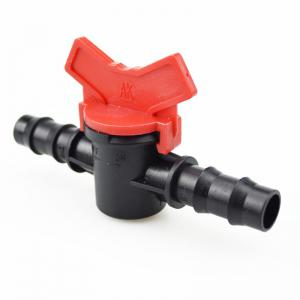 Convenient Coupling Pipe Irrigation Water Hose Switch Plastic Valve Switch -