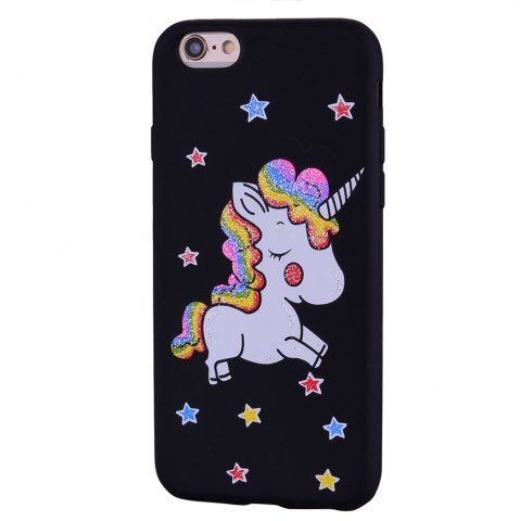 Buy Cute Unicorn TPU Silicone Gel Soft Clear Case Cover for iPhone 6 Plus / 6S Plus