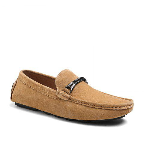 Chic Doug New Style Men's Driving Shoes