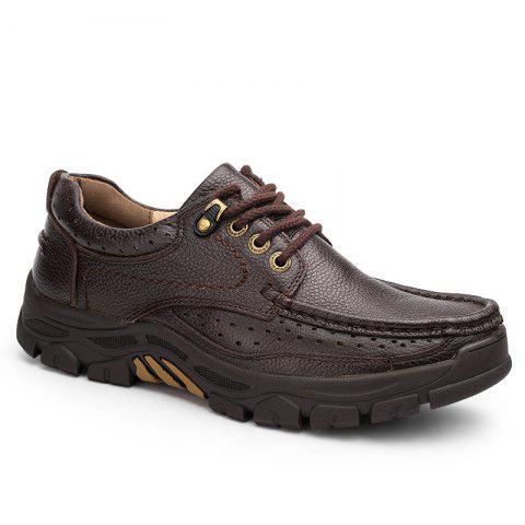 Hot Comfort and Leisure Lace Up Low Shoes
