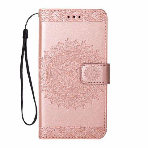 Fashion Polyurethane Leather Wallet Case for iPhone 7 / 8