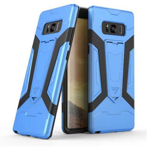 Store TPU PC Kickstand Phone Case for Samsung Galaxy Note 8