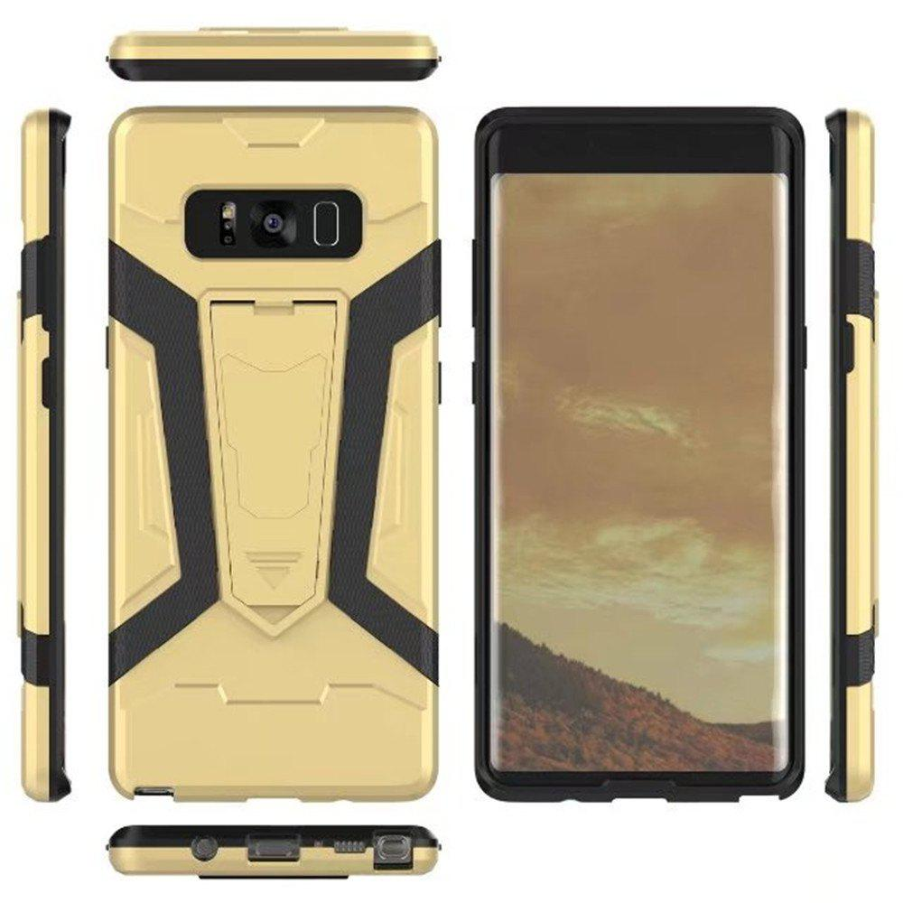 New TPU PC Kickstand Phone Case for Samsung Galaxy Note 8