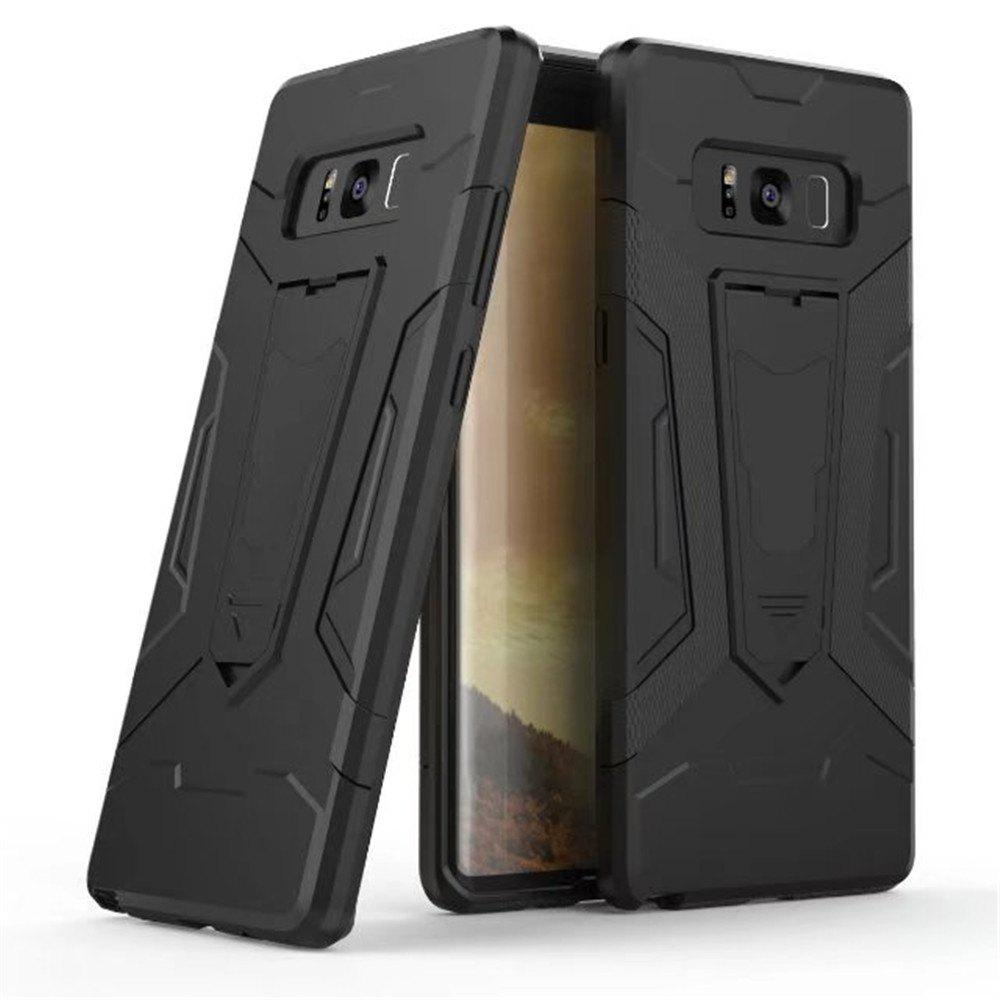 Shop TPU PC Kickstand Phone Case for Samsung Galaxy Note 8