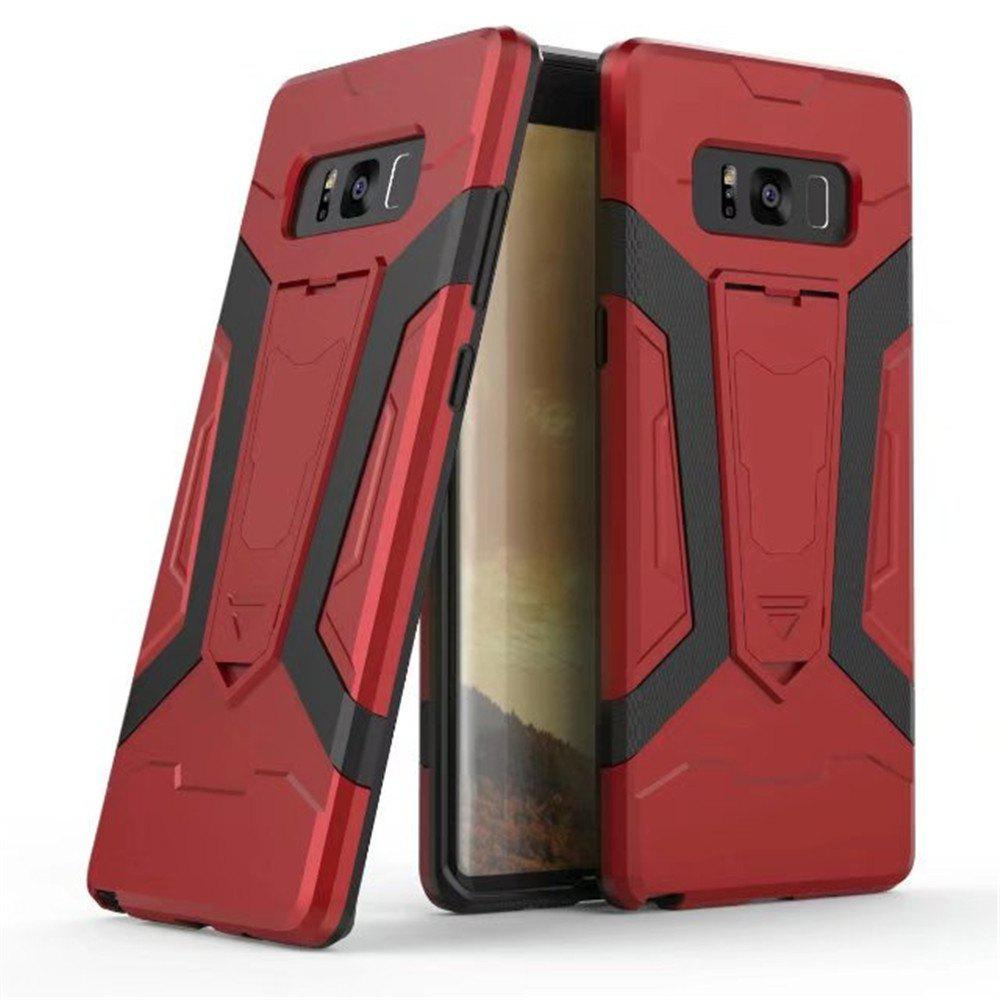 Affordable TPU PC Kickstand Phone Case for Samsung Galaxy Note 8