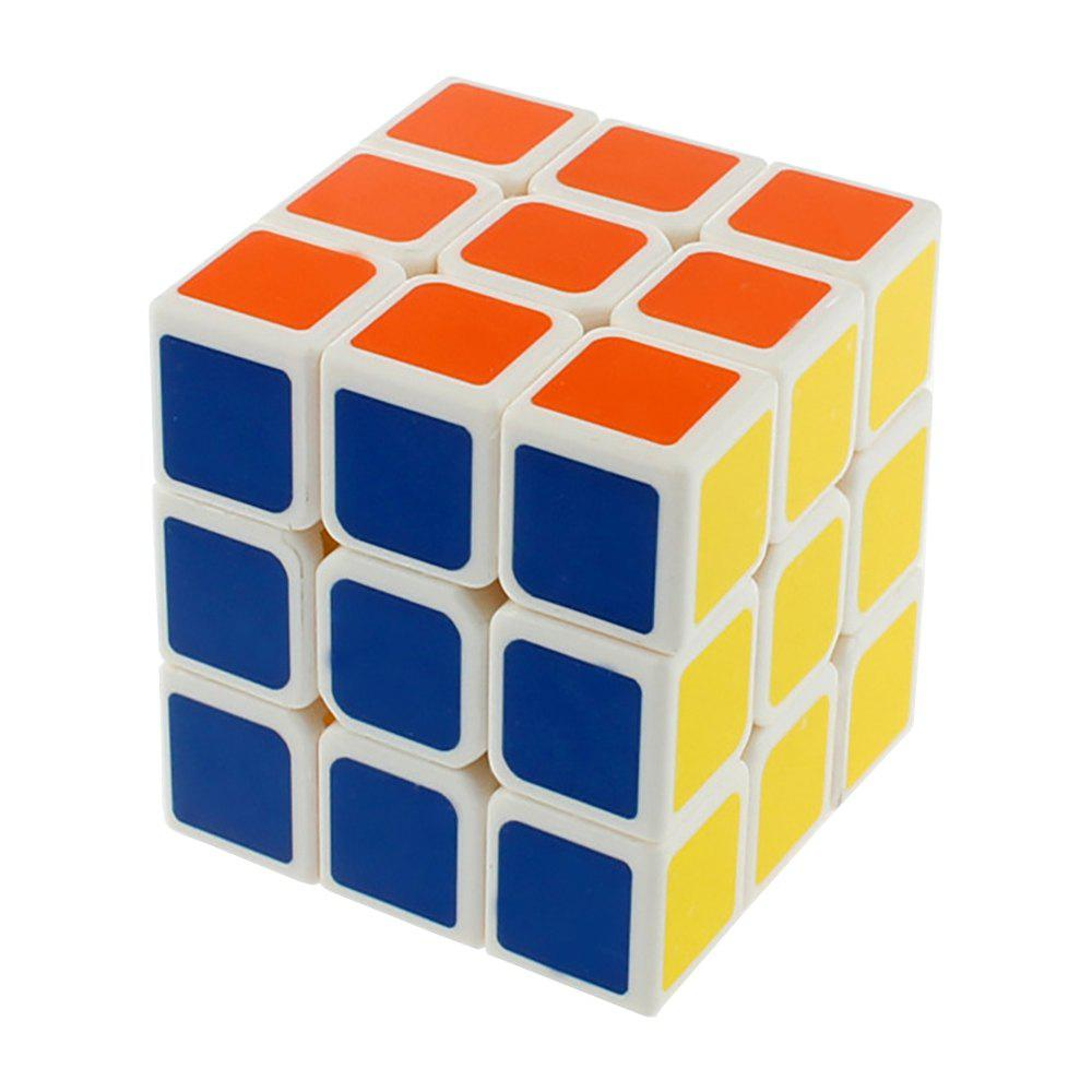 Chic Speed Cube 3 x 3 Smooth Magic Cube Puzzles Toys