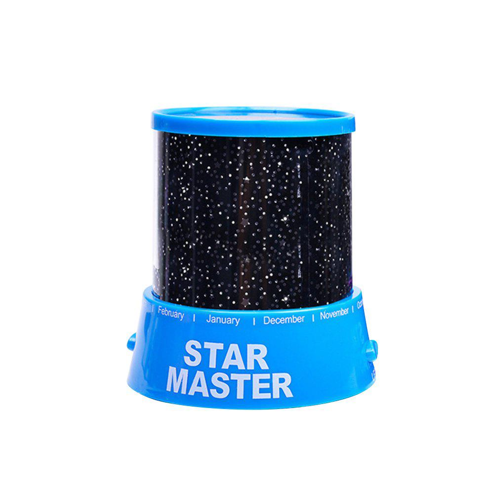 Trendy BRELONG Colorful Starry LED  Light Sky Star Lamp for Christmas