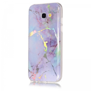 TPU Material Color Plating Phone Case for Samsung Galaxy A5(2017) -