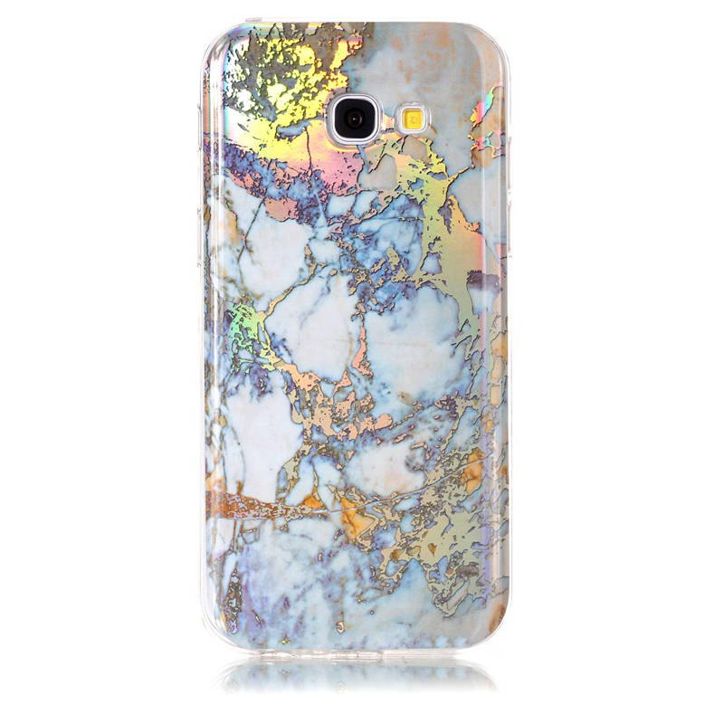 Discount TPU Material Color Plating Phone Case for Samsung Galaxy A5(2017)