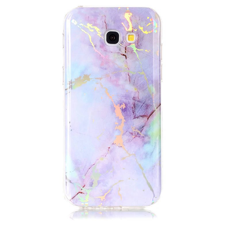 Unique TPU Material Color Plating Phone Case for Samsung Galaxy A5(2017)