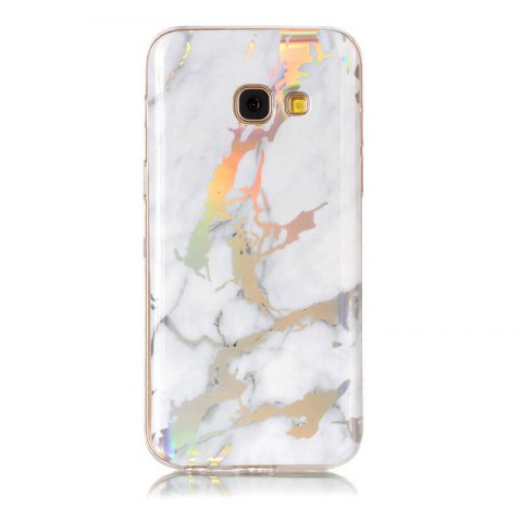 Cheap TPU Material Color Plating Phone Case for Samsung Galaxy A3(2017)