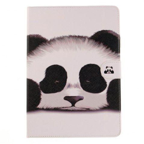 Hot Panda PU+TPU Leather Wallet Cover Design with Stand and Card Slots Magnetic Closure Case for iPad Pro 10.5 Inch