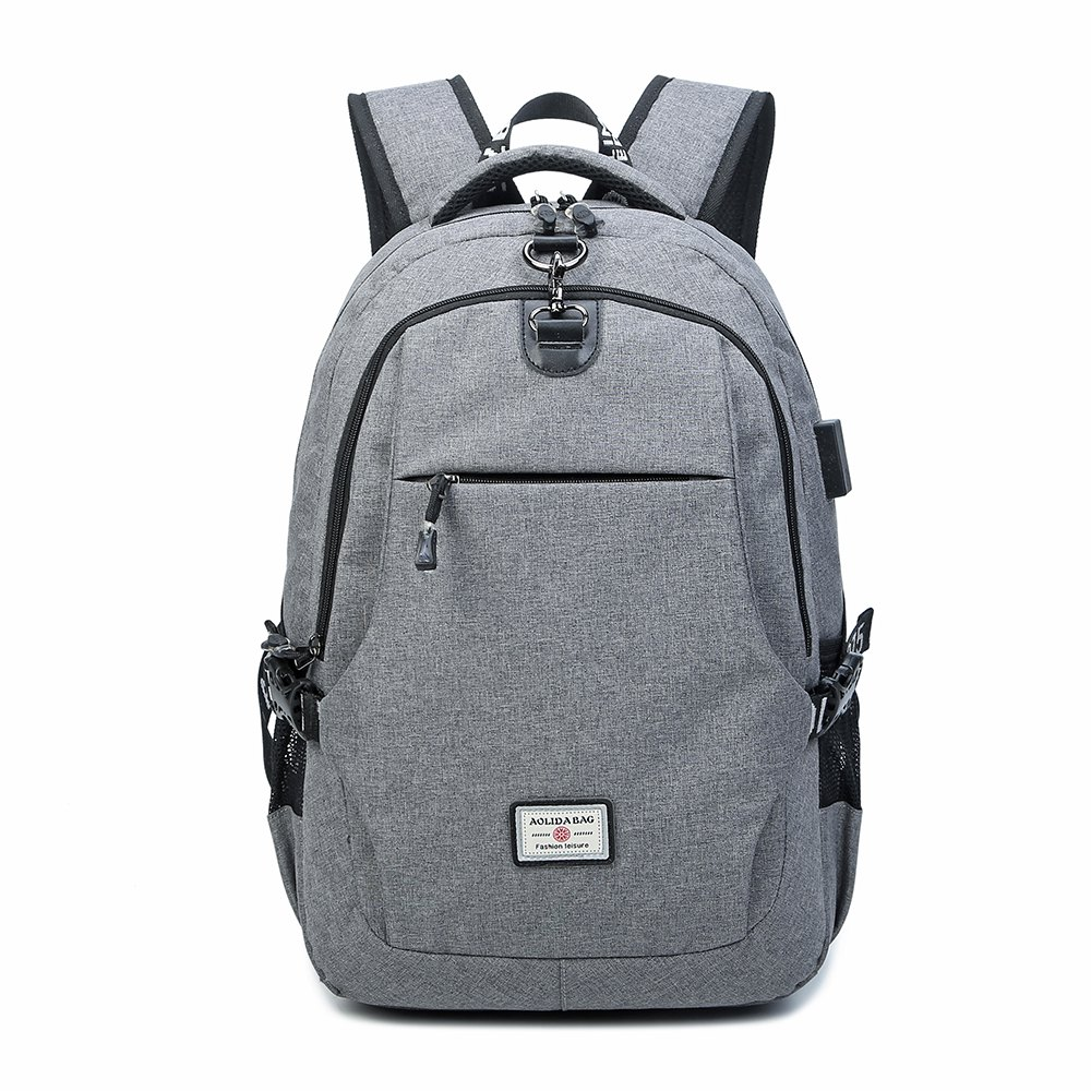 2018 Korean Style Mens Backpack Anti Theft Computer Travel Bag In Notebook Protector Fashion