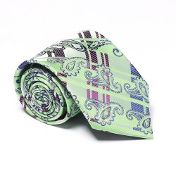 Fashion Men's Business Necktie Cashews Pattern Simple Style Casual Stylish Tie -