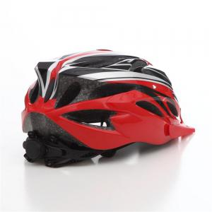 T-A016 Bicycle Helmet Bike Cycling Adult Adjustable Unisex Safety Equipment with Visor -