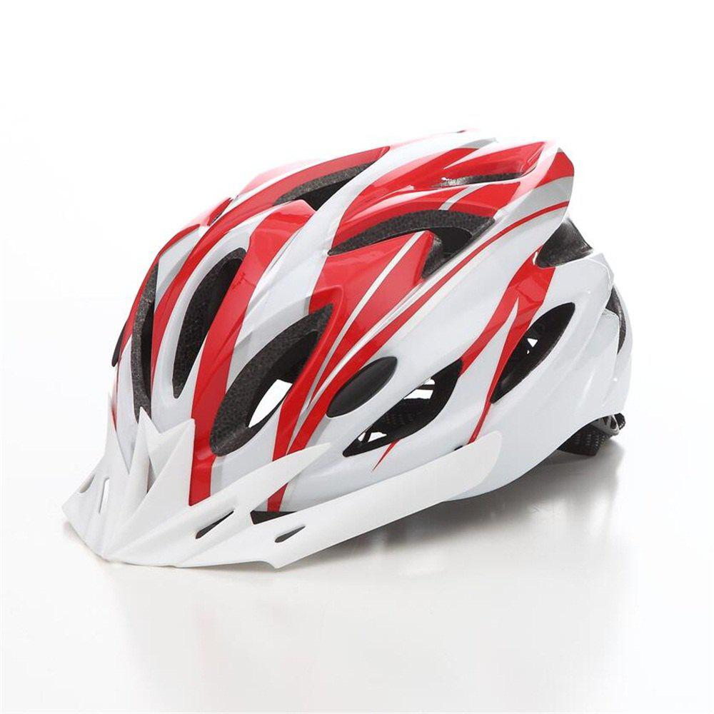 Fashion T-A016 Bicycle Helmet Bike Cycling Adult Adjustable Unisex Safety Equipment with Visor