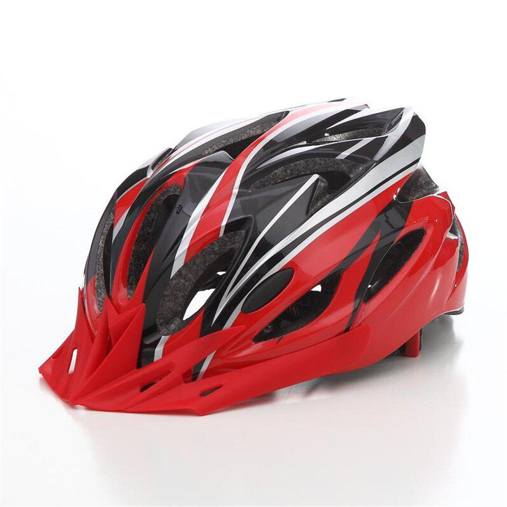 Outfit T-A016 Bicycle Helmet Bike Cycling Adult Adjustable Unisex Safety Equipment with Visor