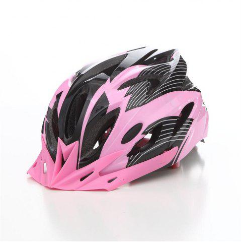 Online T-A016X Bicycle Helmet Bike Cycling Adult Adjustable Unisex Safety Equipment with Visor
