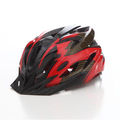 Discount T-A016X Bicycle Helmet Bike Cycling Adult Adjustable Unisex Safety Equipment with Visor
