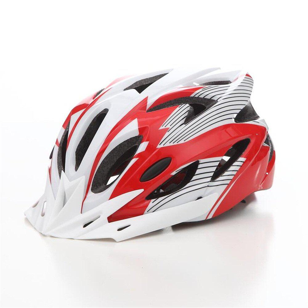 Fashion T-A016X Bicycle Helmet Bike Cycling Adult Adjustable Unisex Safety Equipment with Visor