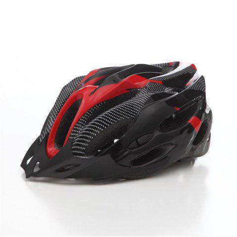 Fashion T-A021 Bicycle Helmet Bike Cycling Adult Adjustable Unisex Safety Equipment with Visor