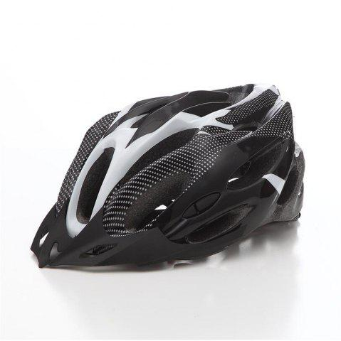 New T - A021 Bicycle Helmet Bike Cycling Adult Adjustable Unisex Safety Equipment with Visor