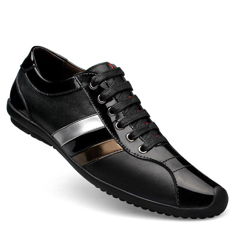 Outfit Men'S Leather Fashion Shoes