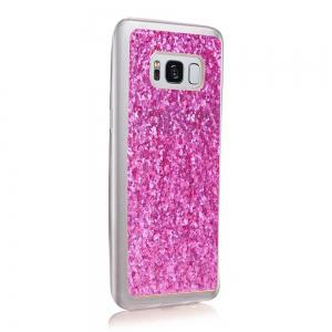 Soft Fashion Bling Shining Powder Sequins Case for Samsung Galaxy S8 -