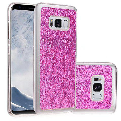 Cheap Soft Fashion Bling Shining Powder Sequins Case for Samsung Galaxy S8