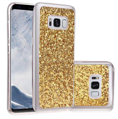 Chic Soft Fashion Bling Shining Powder Sequins Case for Samsung Galaxy S8 Plus