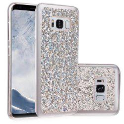Soft Fashion Bling Shining Powder Sequins Case for Samsung Galaxy S8 Plus -