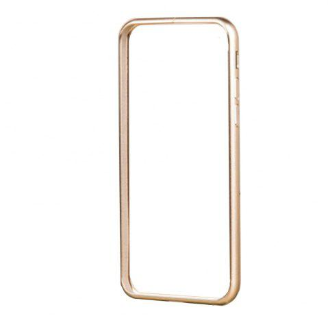 Trendy Ultra Thin Metal Bumper Case for iPhone 7 Plus / 8 Plus