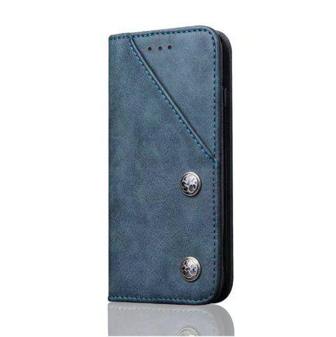 Cheap Luxury Ultra Thin Slim Flip Leather Phone Case Cover for iPhone 7 / 8