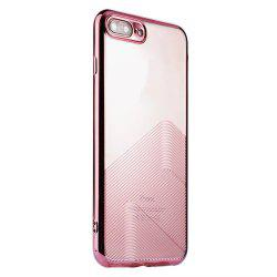 Case Crystal Clear Soft TPU Gel Skin Slim Fit Transparent Flexible for iPhone 7 Plus / 8 Plus -