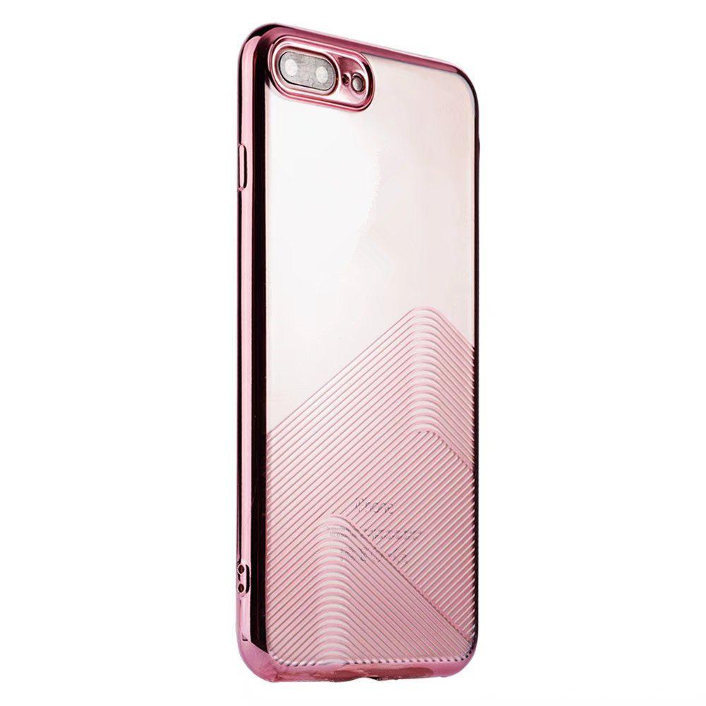 Discount Case Crystal Clear Soft TPU Gel Skin Slim Fit Transparent Flexible for iPhone 7 Plus / 8 Plus